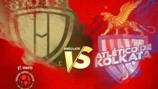ISL LIVE Score NorthEast United FC vs Atletico de Kolkata: ATK disappoint the hosts, came back from behind to win the game