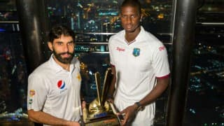 Pakistan vs West Indies: Rival captains Misbah-ul-Haq, Jason Holder hail competitive day-night Test