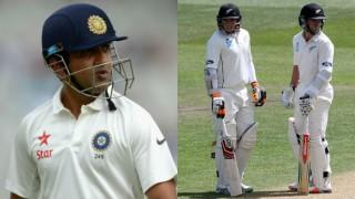 India vs New Zealand 3rd Test 2016: India elect to bat, Gautam Gambhir makes comeback in playing XI