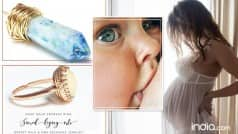 Now you can wear your breast milk & DNA keepsake jewelry!