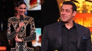 Bigg Boss 10: Aha! Deepika Padukone wants Ranveer Singh, Salman Khan and Sanjay Leela Bhansali locked in the house