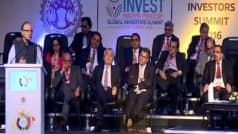 Global Investors' Summit 2016: Arun Jaitely says, 'Madhya Pradesh is fortunate to have a leadership with clarity'