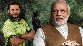 शाहिद अफरीदी ने दी भारत को धमकी, कहा तुम्हें पता नहीं, पठानों के हाथ में है बॉर्डर की सुरक्षा