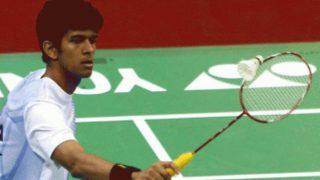 Indian shuttler B Sai Praneeth loses in French Open