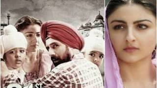 '31 October' Movie Review: Soha Ali Khan and Vir Das stareer opens up wounds that never healed!