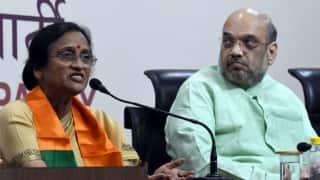 Rita Bahuguna Joshi will not add anything to BJP: Congress