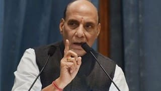 Rajnath Singh to visit Bahrain; to flag Pakistan-sponsored terrorism in Jammu and Kashmir