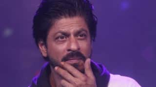 When Shah Rukh Khan wanted to buy a pack of condoms.....(Watch video)