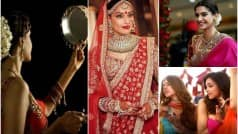 Karwa Chauth 2016: Get ready for Karva Chauth with these simple makeup & hair style tips