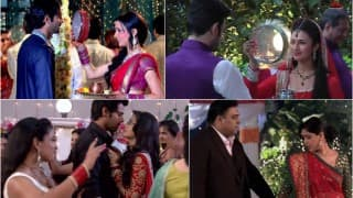 Karwa Chauth In Indian Television Serials: 7 Best Moments From This Moon Festival