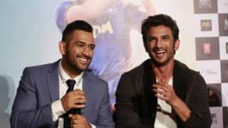 Sushant Singh Rajput's big revelation about MS Dhoni! Says he gossips a lot!