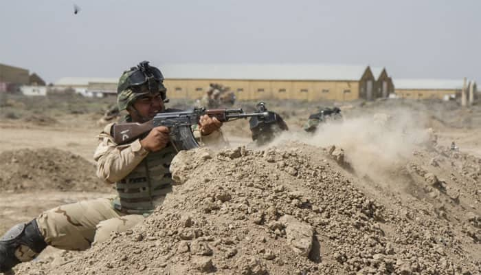 Iraq forces make gains against IS near Mosul