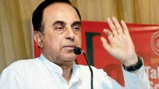 Jayalaithaa hospitalised: Subramanian Swamy demands President rule in Tamil Nadu