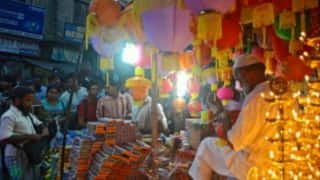 Diwali sales of Chinese goods dip 60 per cent: CAIT