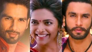 Ranveer Singh and Shahid Kapoor can't STAND each other, is Deepika Padukone responsible?
