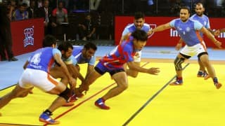 Kabaddi World Cup 2016: Thailand edge past Japan; to face India in semi-final