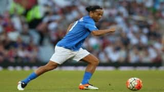 Ronaldinho to play friendly in Japan