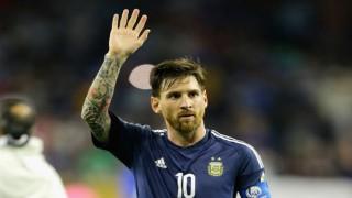 Lionel Messi back in Argentina squad for Brazil duel