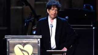 'Speechless' Bob Dylan breaks silence over 'Nobel Prize for Literature'