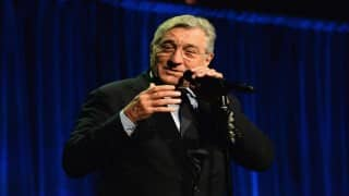 Robert De Niro to receive Chaplin Award