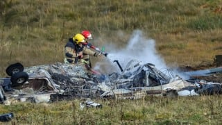 21 killed in Russia helicopter crash landing