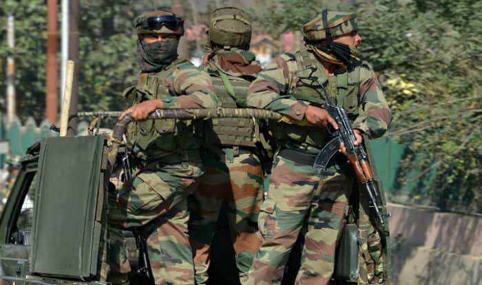 operation resumed against holed up militants in kashmir india com