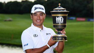 Japanese Hideki Matsuyama becomes first Asian golfer to bag a World Golf Championship title