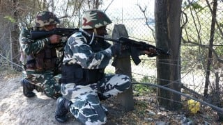 Pampore terror attack: Encounter enters third day, 1 terrorist killed, security forces plan to demolish EDI building