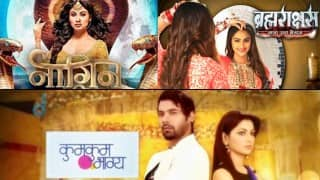 Mouni Roy show Naagin 2 tops the BARC report, Brahmarakshas-Jaag Utha Shaitan and Kumkum Bhagya fails to impress the audiences!