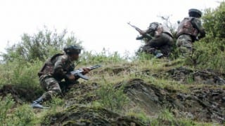 Search operations in Baramulla for the second time this week
