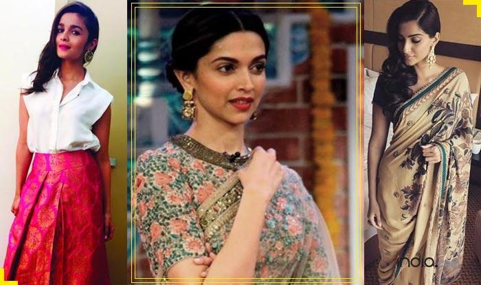 Diwali 2016 Be A Diwali Diva Like Alia Bhatt Deepika