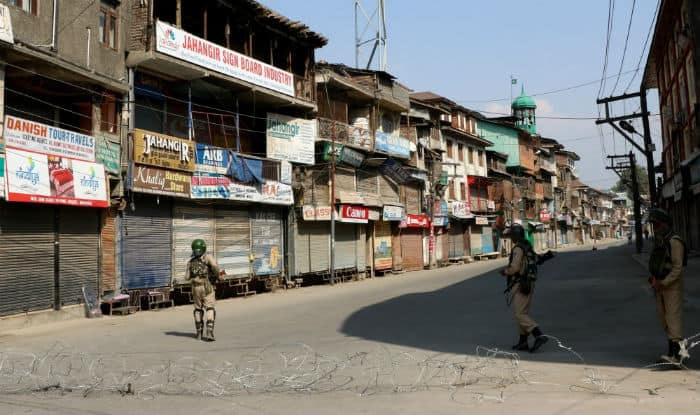 Jammu and Kashmir: Government to dismiss employees for inciting unrest
