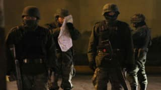 5 soldiers killed in attack on Mexican army convoy