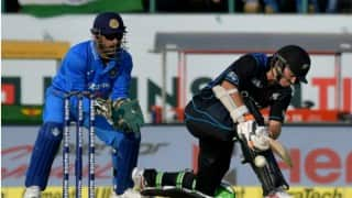 India Vs New Zealand LIVE Streaming: Watch Live telecast & TV Coverage of Ind Vs NZ 2nd ODI 2016