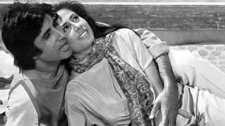 Smita Patil was a special lady, says Amitabh Bachchan
