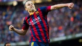 Barcelona Football Club plans to hand Andres Iniesta lifetime contract