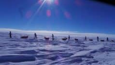 Antarctic glacier thinning more rapidly than thought: study