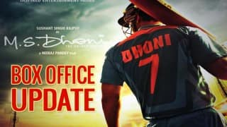 MS Dhoni: The Untold Story box office: Sushant Singh Rajput's film collects Rs 66 crore in just 3 days!