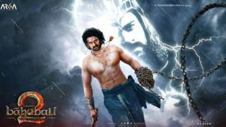 Bahubali 2: The Conclusion Motion poster: Are you excited to see Prabhas take stage as Mahendra Bahubali in S S Rajamouli's magum opus?