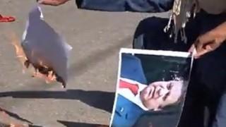 Balochistan: Balochis chant anti-Pakistan, anti-China slogans; burn Nawaz Sharif's effigies in Quetta (Watch Video)