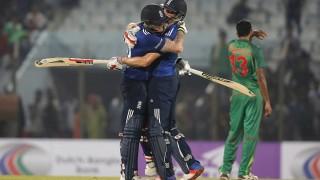 England beats Bangladesh by 4 wickets, wins ODI series 2-1