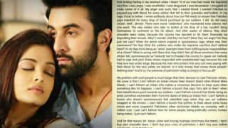Ae Dil Hai Mushkil: Mr Karan Johar and Anurag Kashyap, I don't buy your cries of patriotism, says Indian girl in Open Letter to boycott ADHM!