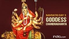 Chaitra Navratri 2021 Maa Chandraghanta Puja: नवरात्रि के तीसरे दिन विधि से करें मां चंद्रघंटा की पूजा, यहां जानें मंत्र और कथा