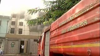 Mumbai: Kandivali's Charkop Industrial Estate engulfed in massive fire, rescue operations on