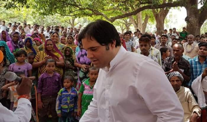 Based whistleblower claims photo-evidence of Varun Gandhi's link to arms dealer