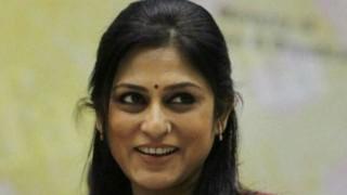 Roopa Ganguly of Mahabharat fame nominated to Rajya Sabha by government
