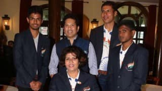 Indian Rio Paralympics medal winners felicitated