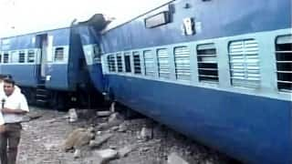 Punjab: 10 bogies of Jhelum Express derail near Ludhiana, at least two injured