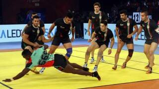 Iran beat Kenya in Kabaddi World Cup