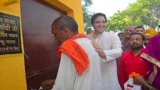 Uttar Pradesh: Varun Gandhi helps debt-ridden farmers, gives 28 houses to villagers
